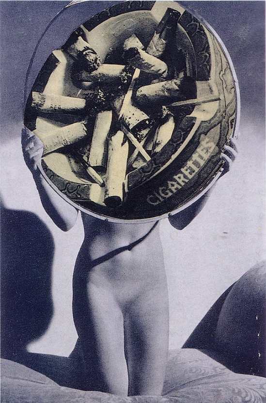 Karel Teige -Collage #46 , 1938