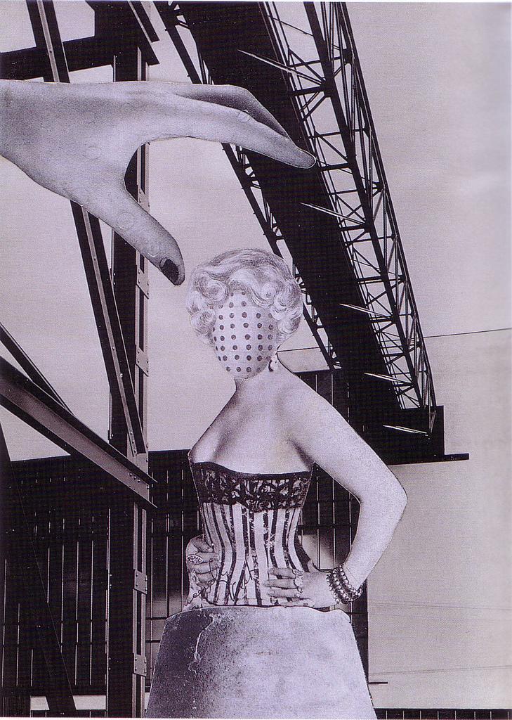 Karel Teige-Collage# 48 , 1938
