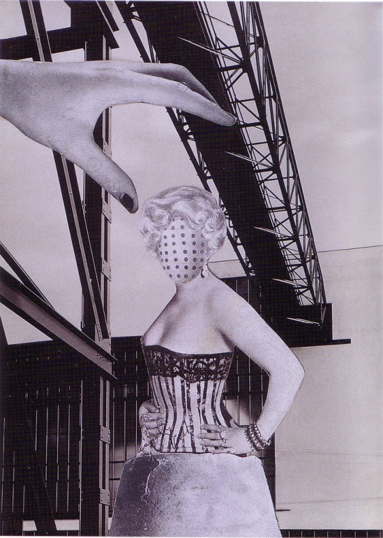 Karel Teige-Collage# 48 , 1938