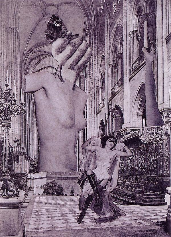 Karel Teige, Collage #68, 1939