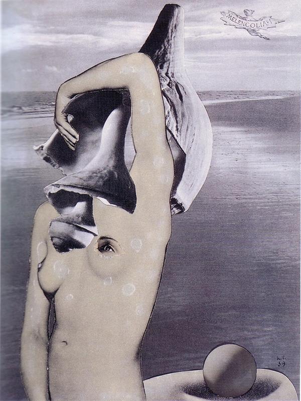 Karel Teige - Collage #70,1939