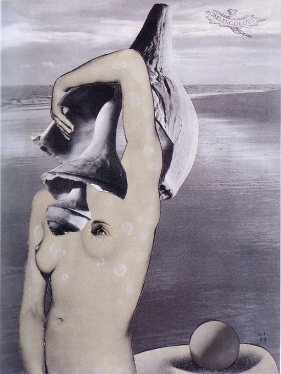 Karel Teige - Collage #70,1939
