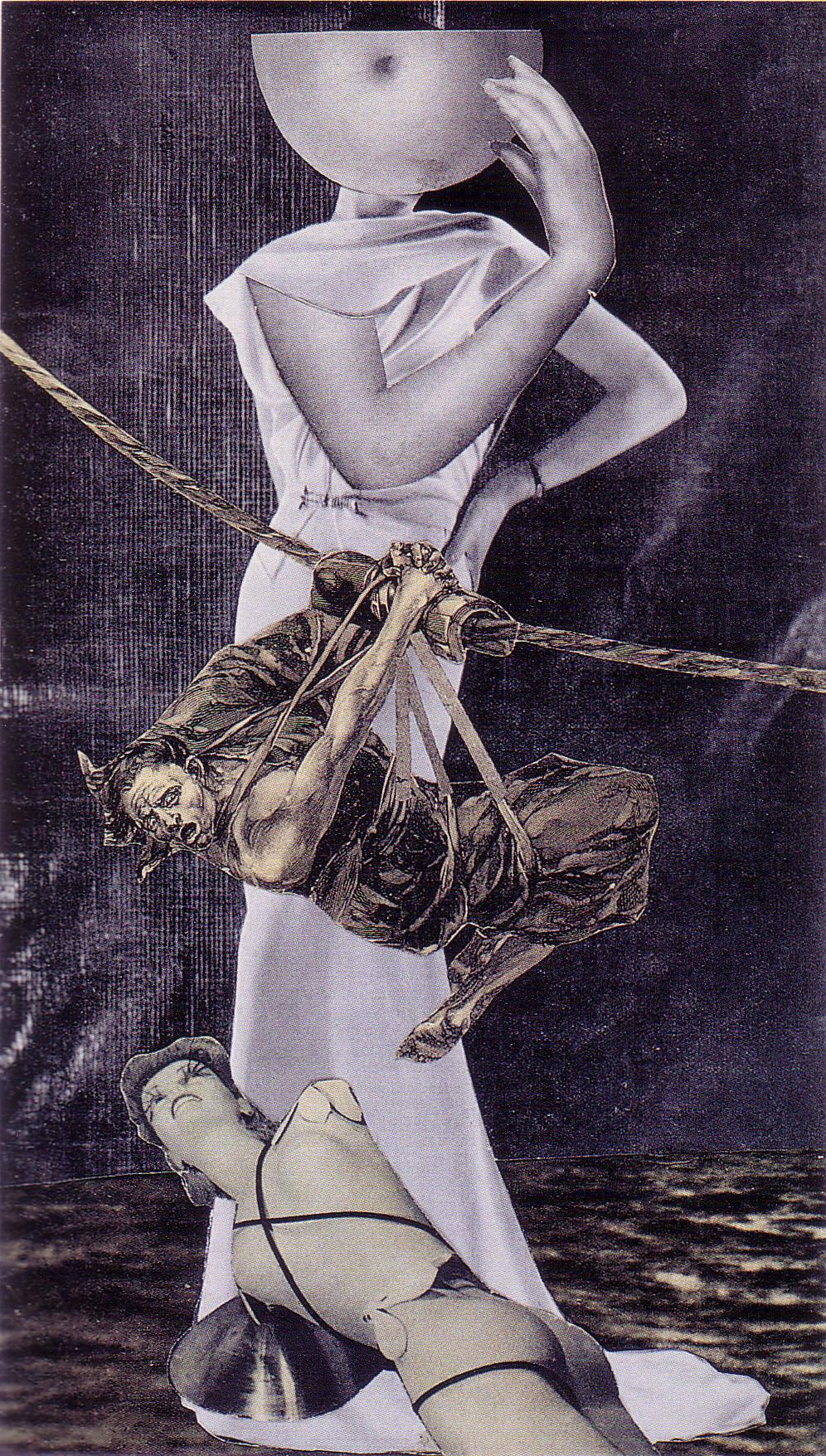 Karel Teige-Collage#45, 1938