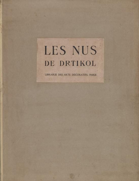 publiée dans  Les Nus de Drtikol, Edtion Librairie des art décoratifs, Paris 1929