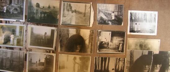 L'Heure Entre Chien et Loup (Collage)  VOGUE Italia, Montova, Italy, 1977