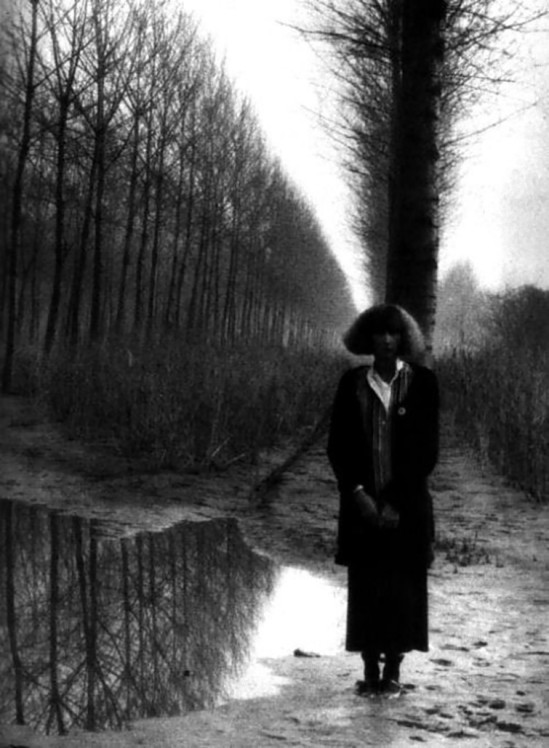 L'Heure Entre Chien et Loup, Women in The Woods Series by Deborah Turbeville  for Vogue Italia, 1977_ from the book of photographs, Past Imperfect