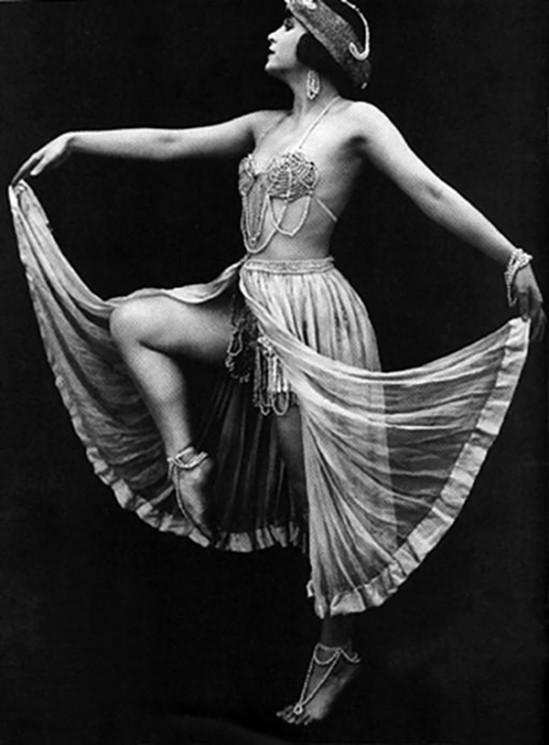 Olive Ann Alcorn c. 1914