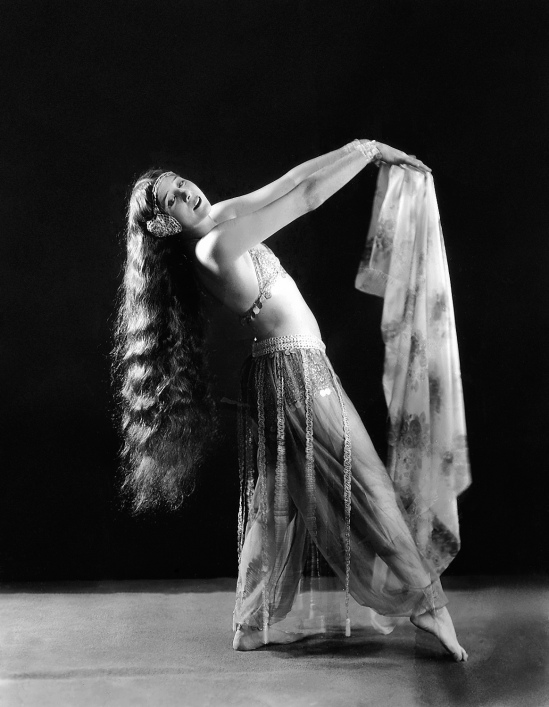 The Actress, Olive Ann Alcorn, 1925