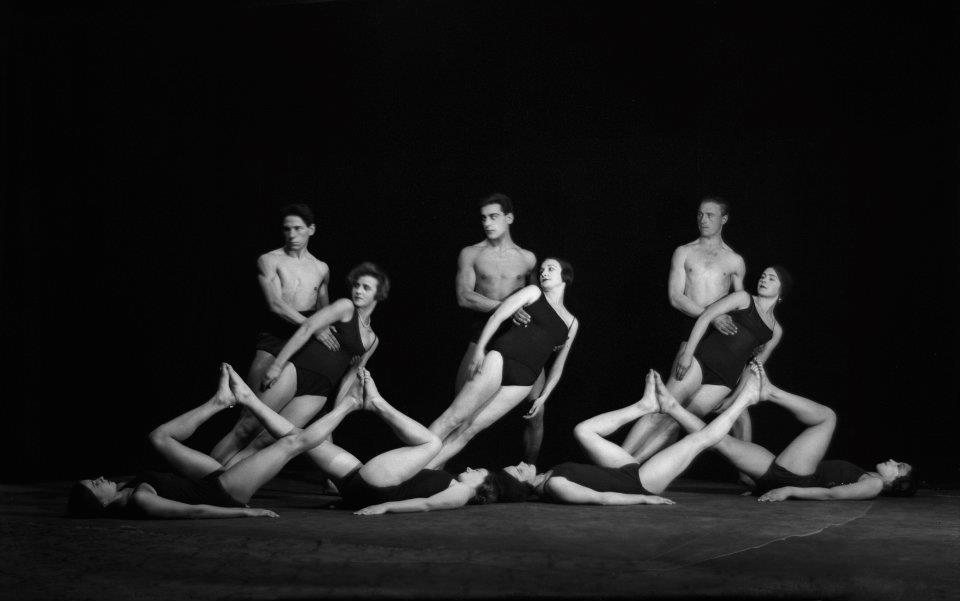 Alexandre Grinberg – L'Art du Mouvement,(The art of movement) 1928