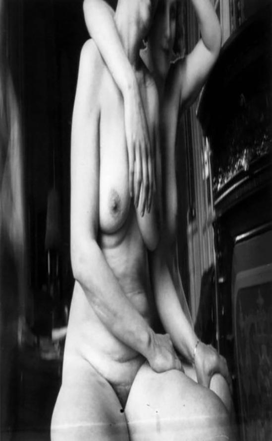 André Kertész -  Distortion #  05, 1933 detail