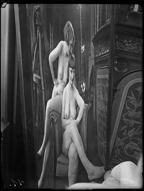 André Kertész -  Distortion #  11, 1933