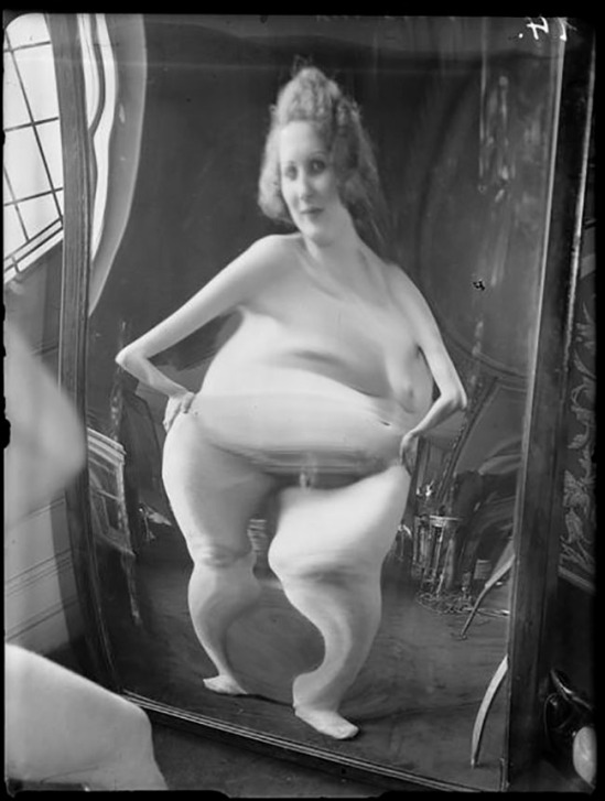 André Kertész -  Distortion #  14, 1933