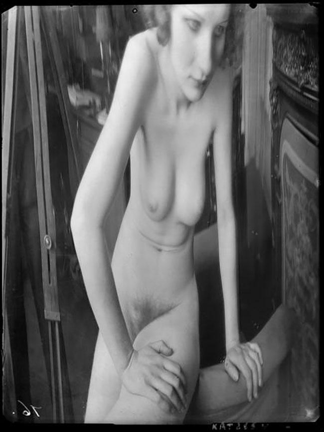 André Kertész -  Distortion #  16, 1933