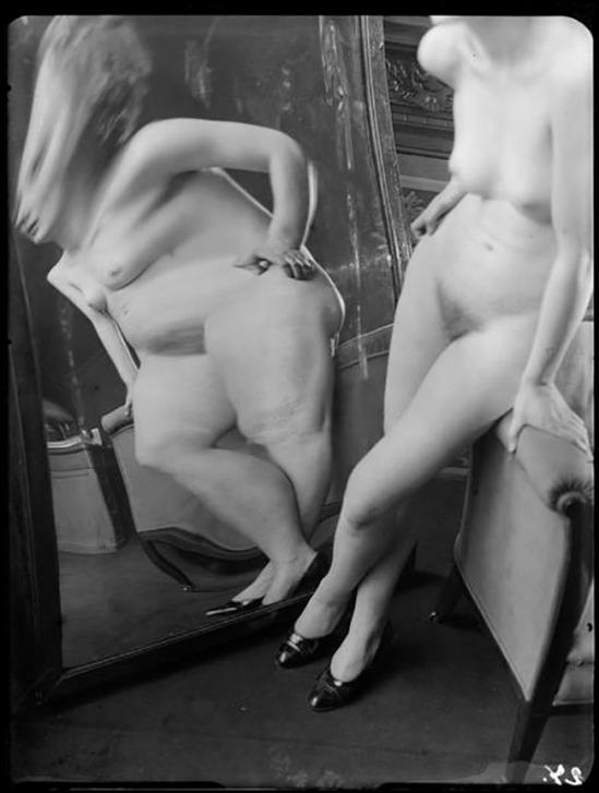 André Kertész -  Distortion #  24 , 1933