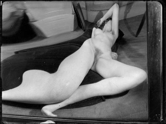 André Kertész -  Distortion #  38 , 1933