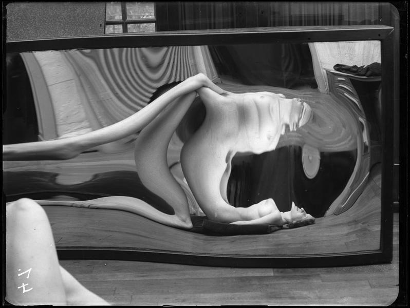 André Kertész -  Distortion #  41, 1933