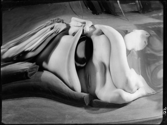 André Kertész -  Distortion #  50, 1933