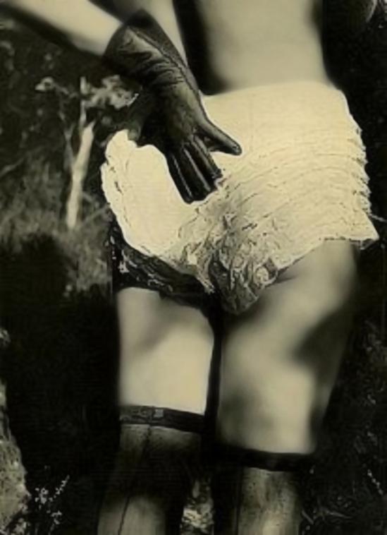Jean Moral- Diana Slip lingerie, 1930s