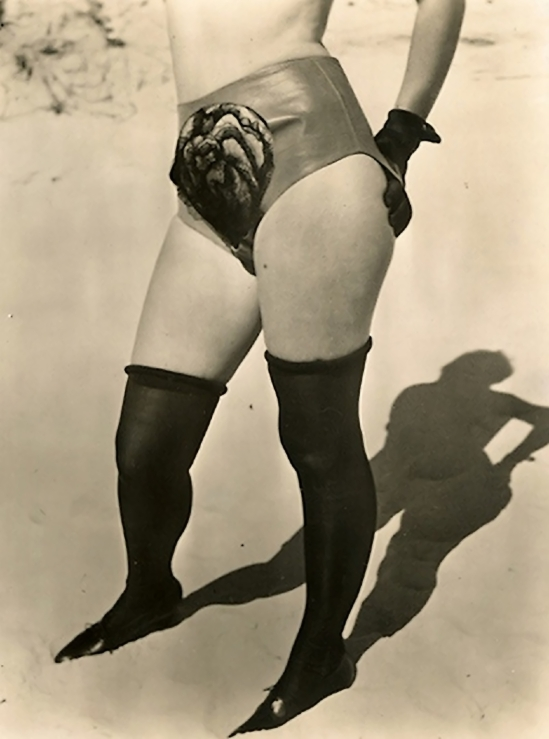 Jean Moral – Diania Slip Lingerie,1930s