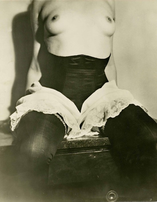 Jean Moral for Diana Slip Lingerie Catalogue, 1932 1