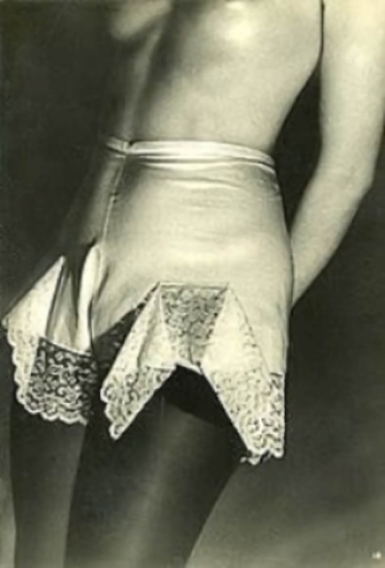 Jean Moral for the Diana Slip Co., c. 1930s