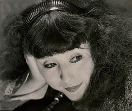 Liselotte Grschebina - Portrait de Marta Kuhn-Weber ,1930