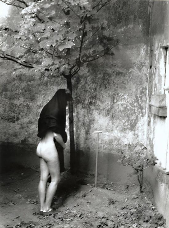Marcel Marien -Le monument au fossoyeur inconnu, 1992