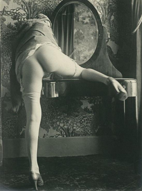 Monsieur X – Baisers 1930