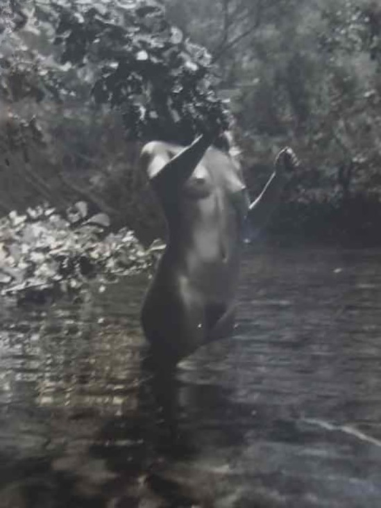 Quinto Albicocco - nude in the river 1935-40