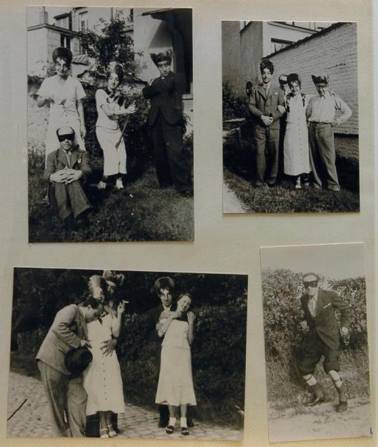 René Magritte, Marcel Mariën, Jacqueline Nonkels , 1937-39