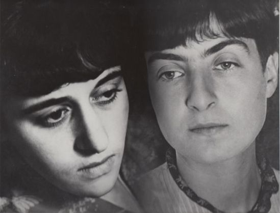 Ringl + Pit (Ellen Auerbach & Grete Stern) Combination, 1930