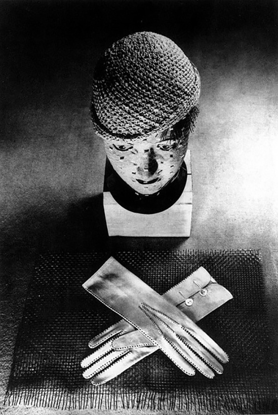 ringl + pit Hat and Gloves, Berlin 1930