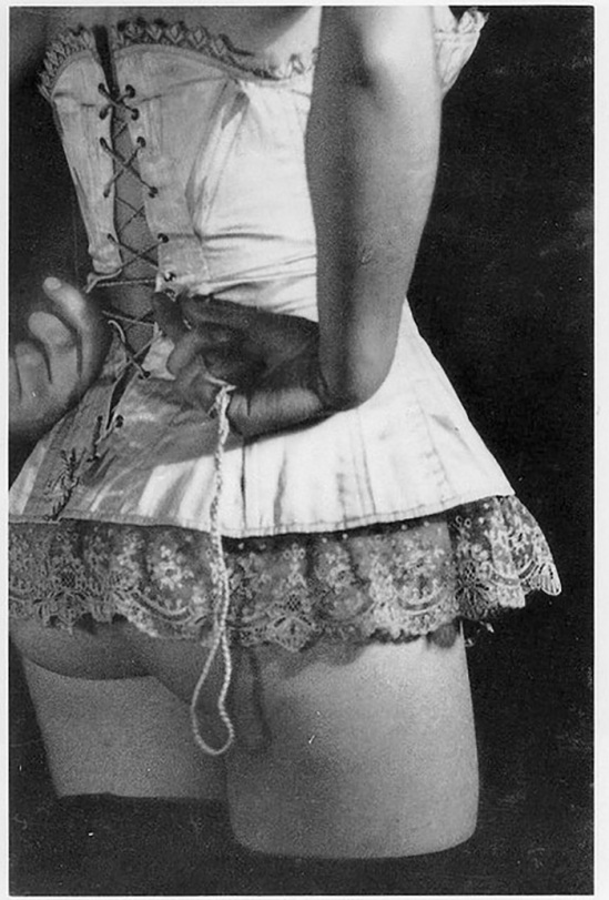 Ringl + Pit's The Corset , 1929 photo ellen