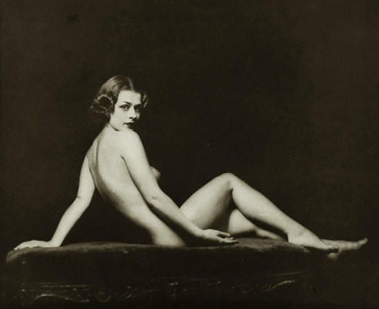 Alfred Cheney Johnston Enchanting Beauty, 1937 69 BON