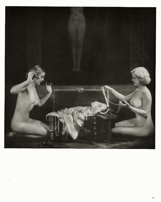 Alfred Cheney Johnston Enchanting Beauty, 1937 90