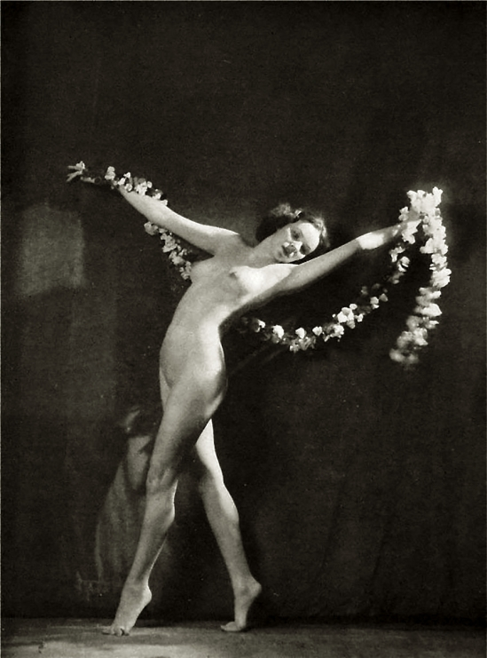 Alfred Cheney Johnston - from Enchanting Beauty, 1937 p33