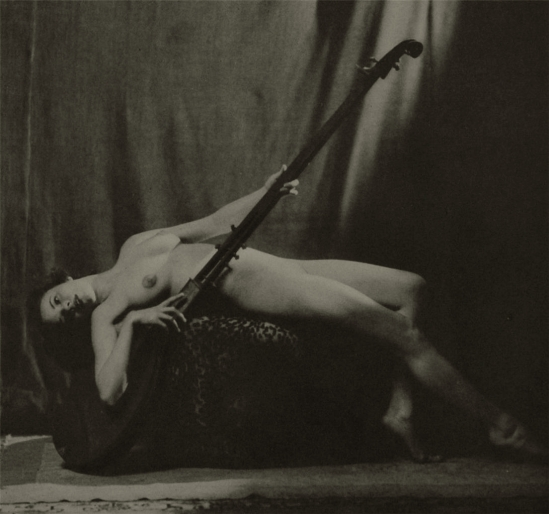 Alfred Cheney Johnston - Model tilly Losch, from Enchanting Beauty, 1937 331