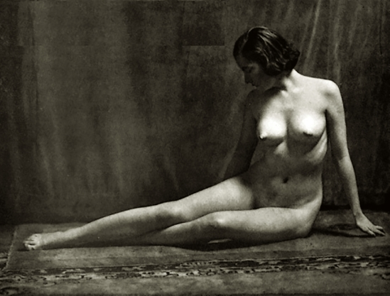 Alfred Cheney Johnston - Model tilly Losch, from Enchanting Beauty, 1937p62