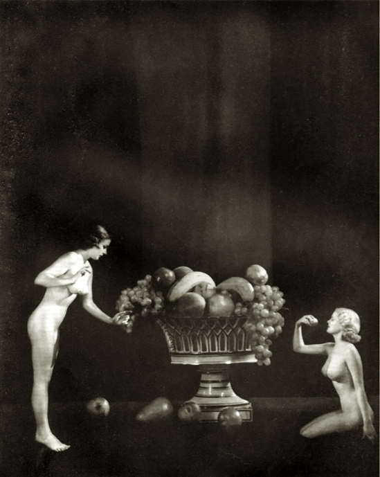Alfred Cheney Johnston -Nude, 1937 from Enchanting Beauty, 1937 (2)