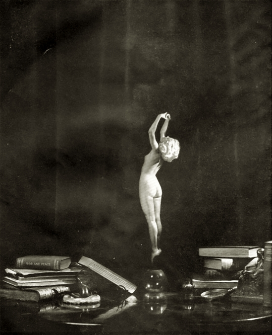 Alfred Cheney Johnston -Nude, 1937from Enchanting Beauty, 1937 (2)