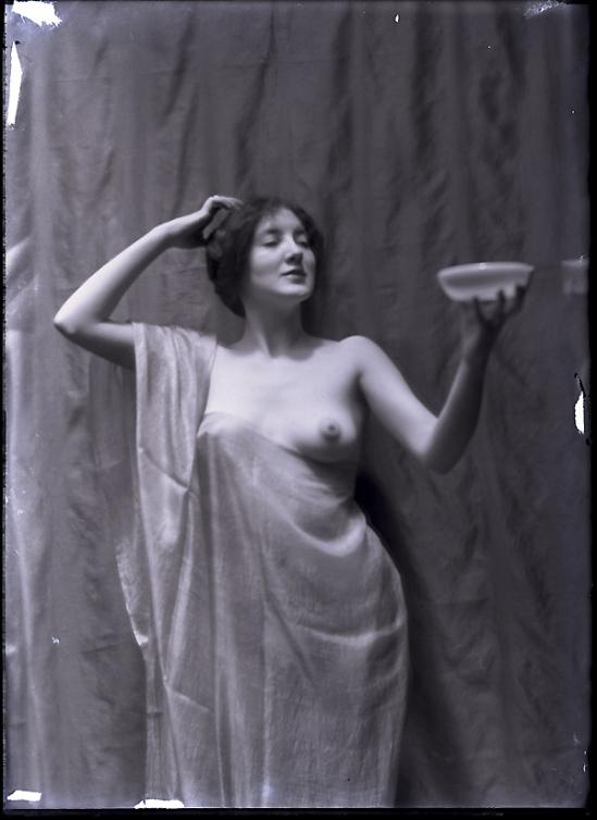 Arnold Genthe -Irene Marcellus,( Ziegfeld Follies girl) 1920s
