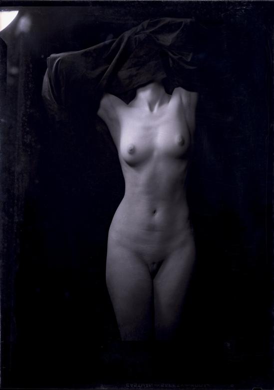 Arnold Genthe -Torso Study, 1920