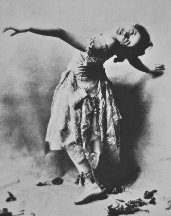Bruwn brothers – Isadora Duncan, 1899