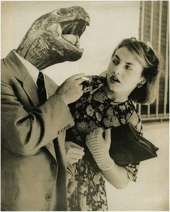 Grete Stern- Amor si ilusion,SueñoNº. 28  1951.