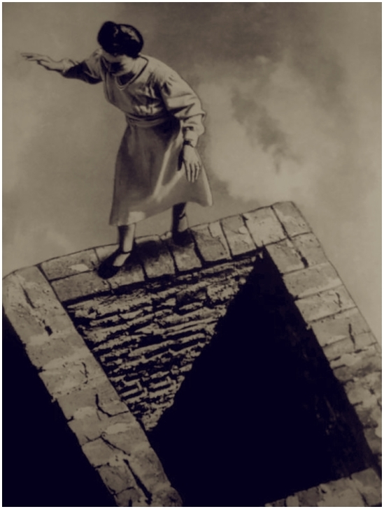 Grete Stern de Derision & RaisonSueños nº 42,  Sonhos sobre perigo Idílio no. 12, 1949