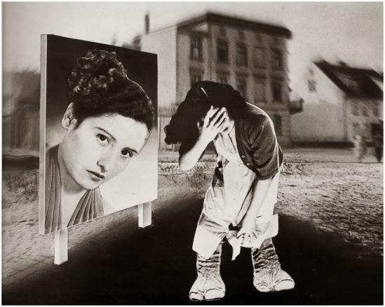 Grete Stern- Fracturas,  SueñosNº 36, 1945