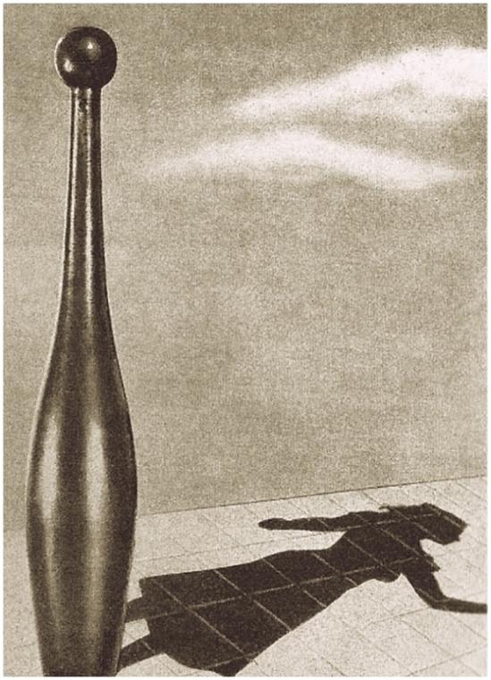 Grete Stern-Los sueños de admoniciones en Idilio N º 78, 16-05, 1950
