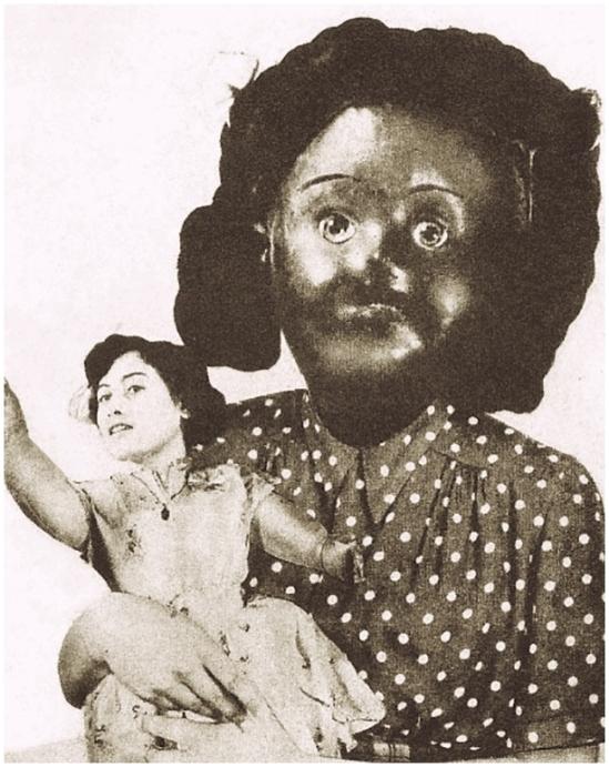 Grete Stern-Los sueños de anhelos desmesurados en Idilio Nº 90, 08-08, 1950