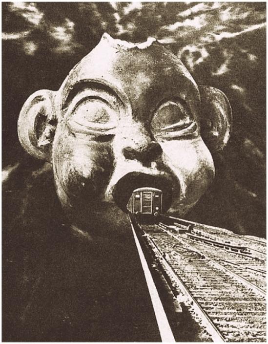 Grete Stern- Los sueños de elementos dinámicos en Idilio Nº 37, 19 de julio, 1949