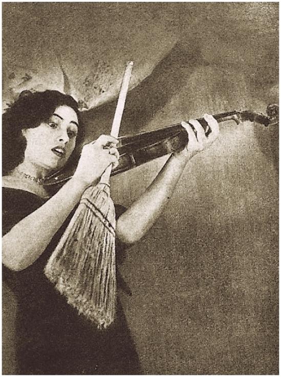 Grete Stern - Los sueños de ideales frustrados en Idilio N º 76, 2 de mayo, 1950
